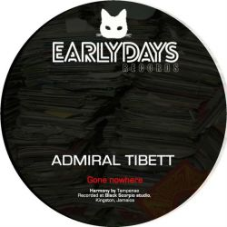 Admiral Tibet /  Lieutenant Stitchie - Gone Nowhere - Warrior - 12""