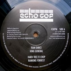 King General /  Ranking Forrest /  Diegojah - Ram Dance / Hard Tree Fi Chop / Wicked Tings Agwaan - 10""