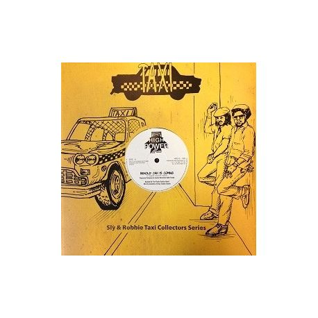 Raymond Simpson  /  Junior Brammer /  Trinity  - Behold Jah Is Coming - 12""