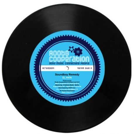 El Fata - Soundboy Remedy - 7""