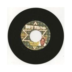 """Sista Talibah /  Ras Muffet - Time & Place - 7"""""""