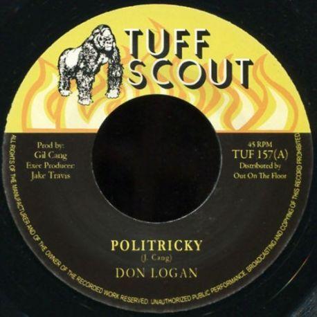 "Don Logan  -  Politricky - 7"""
