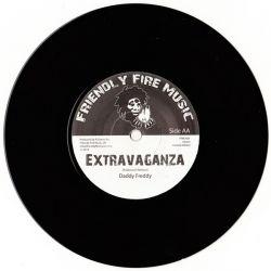 """Daddy Freddy - Upfront / Extravaganza - 7"""""""