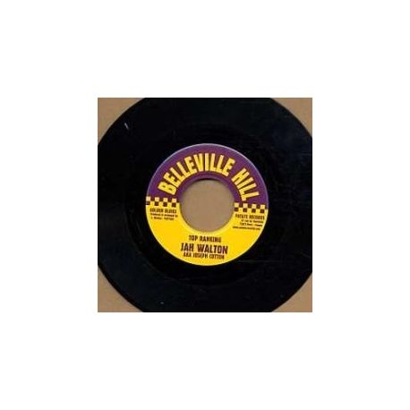 Jah Walton - Top Ranking - 7""