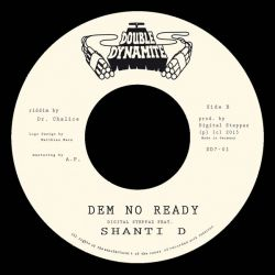 Wheeler /  Digital Steppaz /  Shanti D - Breeze Blow / Dem No Ready - 7""