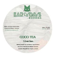 Cocoa Tea - Crab Dem - 12""