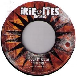 Bounty Killer /  Columbo  - Push Over / Clash Over Gun - 7""