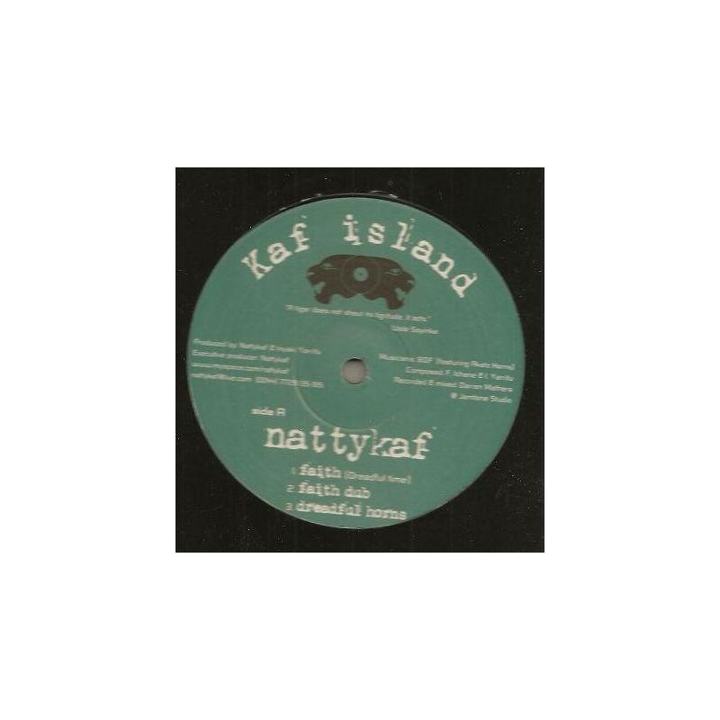 "Nattykaf /  Nerious Joseph -  Faith  /  Rasta Calling - 12"""