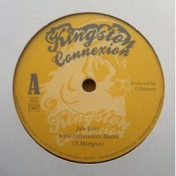 Soul Defenders - Jah Love - 7""