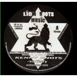 Kenny Knots - Satisfy / Wrong Road - 12""