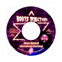 Idren Natural - International Heartbeat - 7""