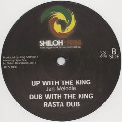 Icho Candy /  Jah Melodie - Babylon Wanted / Up With The King - 12""