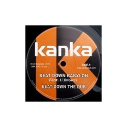 Kanka - Beat Down Babylon / Never Let Them - 12""