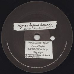 Mighty Prophet /  King Alpha - Revelation Time / Dub - 7""