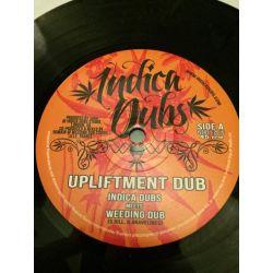 "Indica Dubs /  Weeding Dub - Upliftment Dub - 7"""