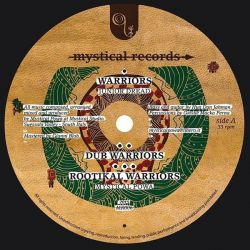 Mystical Powa /  Junior Dread /  Sistah Lore /  - Warriors / Zion Valley - 12""