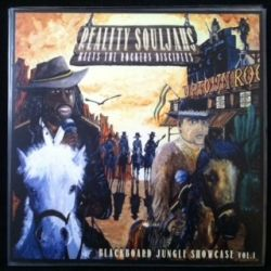 Reality Souljahs / The Rockers Disciples - Blackboard Jungle Showcase Vol.1 - LP