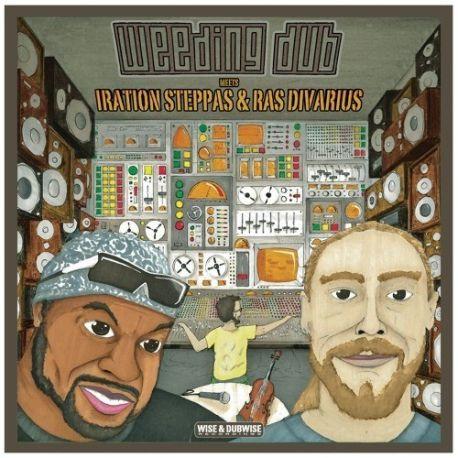 "Weeding Dub / Iration Steppas / Ras Divarius - Sound System DNA / Gypsy Dub - 12"""