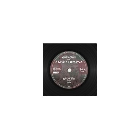 Alpha & Omega / Nishka - Who Jah Bless - 7""