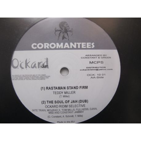 Night Train , Teddy Miller - Would It Feel That Strange , Rastaman Stand Firm - 10""