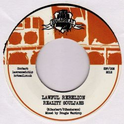 Reality Souljahs - Lawful Rebelion - 7""