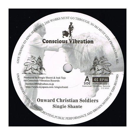 "Singie Shante - Onward Christian Soldiers - 7"""