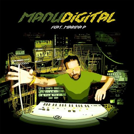 Manudigital - Digital Lab Vol.03  - 12""