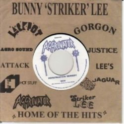Rico Rodriguez / The Aggrovators - Repatriation Remedy / Must Go Home Dub - 7""