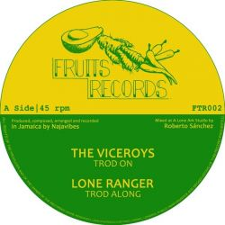 The Viceroys / Lone Ranger / Prince Alla - Trod On - 12""