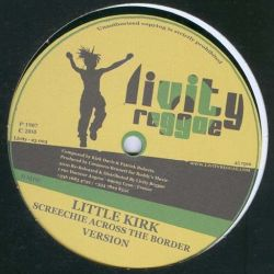 Little Kirk - Don't Touch The Crack / Screechie Across The Border - 12""