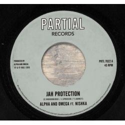 Alpha & Omega / Nishka - Jah Protection / Protect I Dub - 7""