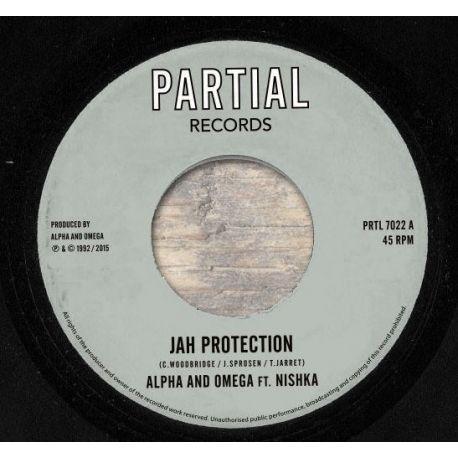 """Alpha & Omega / Nishka - Jah Protection / Protect I Dub - 7"""""""