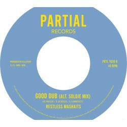 "Restless Mashaits / Dean Fraser / Junior ""Chico"" Chin /  - Good Conquer Evil (Alt. Soldje Mix) - 7"""