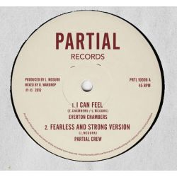 Everton Chambers / S'Kaya - I Can Feel / Love Is My Armour - 10""