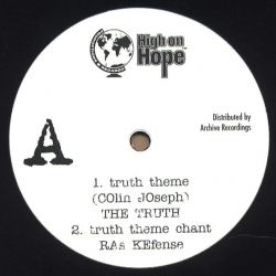 The Truth  / Ras Kefense - Truth Theme / Truth Theme Chant - 12""