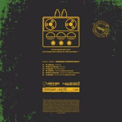 "Dub All Sense - Rudebwoy Corporation EP - 12"""