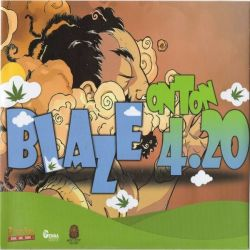 "Onton - Blaze 4.20 - 7"""