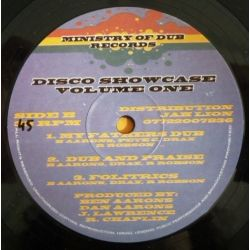 Various - Disco Showcase Volume One - 12""