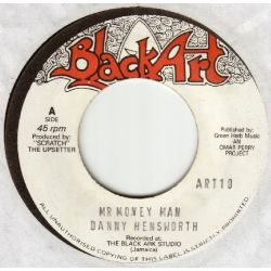 Danny Hensworth - Mr Money Man - 7""