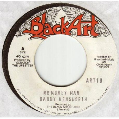 "Danny Hensworth - Mr Money Man - 7"""