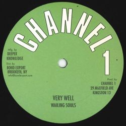 Wailing Souls - Very Well - 12""