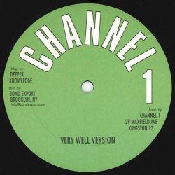 "Wailing Souls - Very Well - 12"""