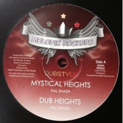 Ital Shash - Mystical Heights - 12""