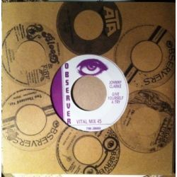 Johnny Clarke - Give Yourself A Try - 7""