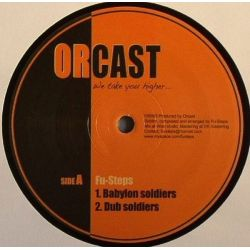 Fu-Steps - Babylon Soldiers + I Come From A Land - 12""