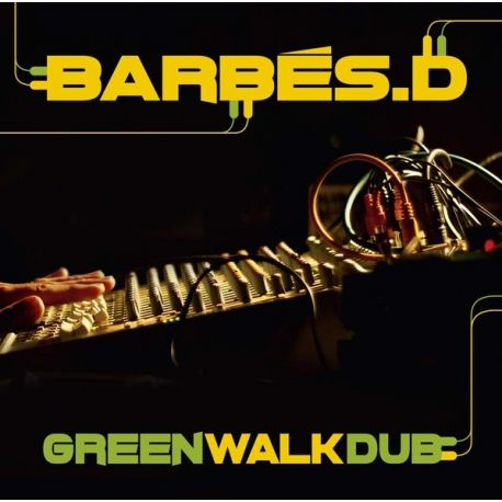 Barbes.D - Green Walk Dub - LP