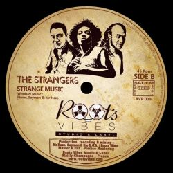 Ricky Grant / The Strangers (48) - How Much Longer / Strange Music - 12""
