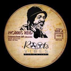 "Norris Reid / Mr Haze & The S.O.A / Mr Haze - I Wanna Love Jah (Discomix) - 12"""