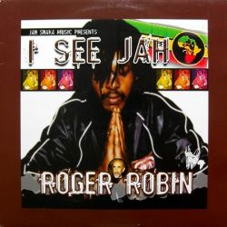 Roger Robin - I See Jah - LP