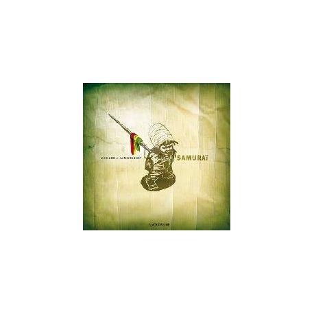 """Jahguidi / Sanguebom - Samurai EP - 10"""""""